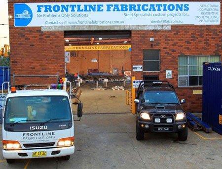 Frontline-Front