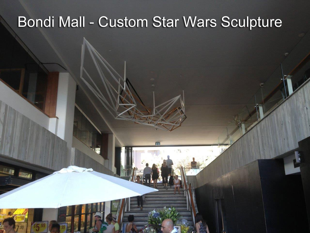 bondi-mall-custom-star-wars-sculpture-2