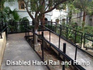 Disabled-Hand-Rail-and-Ramp-side-section