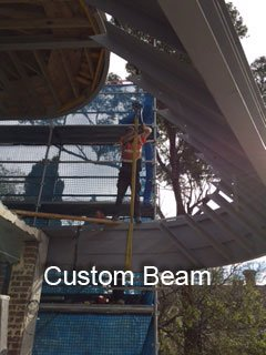 Custome-Beam---Bellevue-Hill