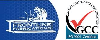 Frontline Fabrication Sydney's Steel Fabrication Company